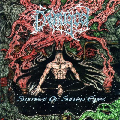 Demigod - Slumber of Sullen Eyes cover art