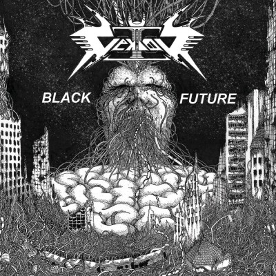 Vektor - Black Future cover art