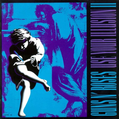 Guns N' Roses - Use Your Illusion II cover art