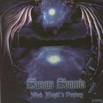 Saevus Somnia - Black Knight's Prophecy cover art