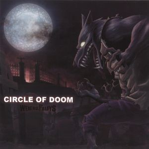 Werewolf Babys - Circle Of Doom cover art