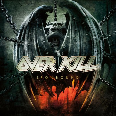 Overkill - Ironbound cover art