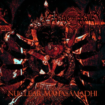 Rage of Kali - Nuclear Mahasamadhi cover art