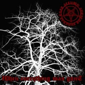 Allumn / Ancient Funeral Cult - When Everything Was Gone cover art