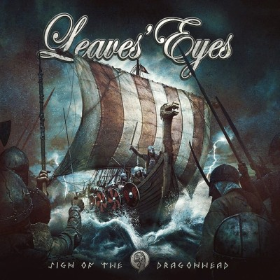 Leaves' Eyes - Sign of the Dragonhead cover art