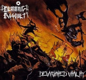 Demonic Assault - Devastated Vitality cover art