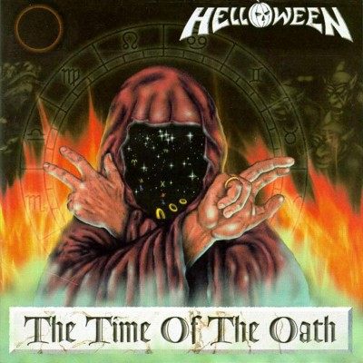 Helloween - The Time of the Oath cover art