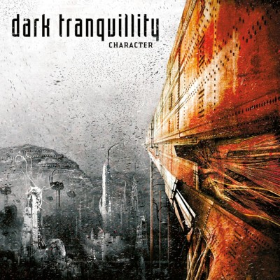 Dark Tranquillity - Character cover art