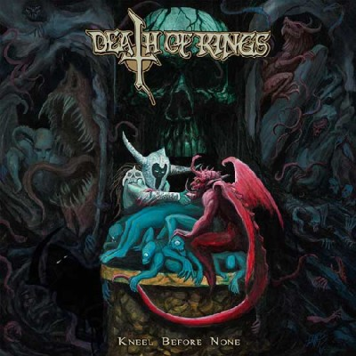 Death of Kings - Kneel Before None cover art