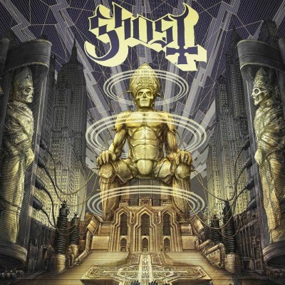 Ghost - Ceremony and Devotion cover art