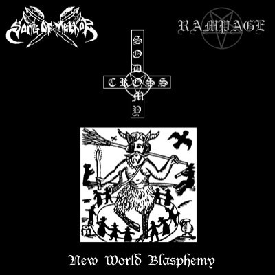 Cross Sodomy - New World Blasphemy