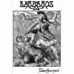 Barbaros - Barbaros cover art