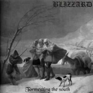 Blizzard - Tormenting the South cover art