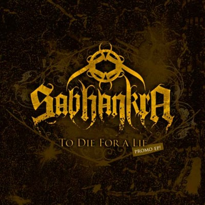 Sabhankra - To Die for a Lie cover art