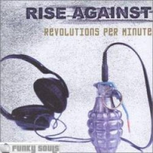 Rise Against - Revolutions per Minute cover art