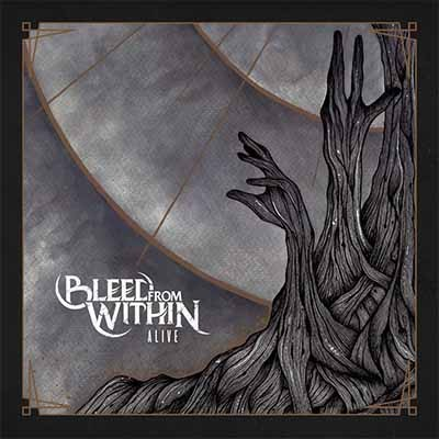 Bleed From Within - Alive cover art