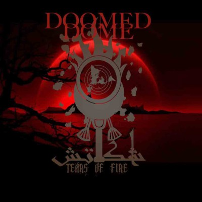 Tears of Fire - Doomed Dome cover art