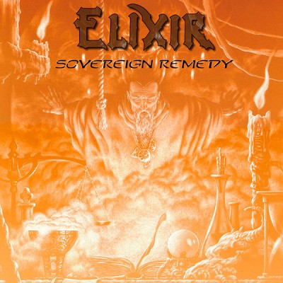 Elixir - Sovereign Remedy cover art