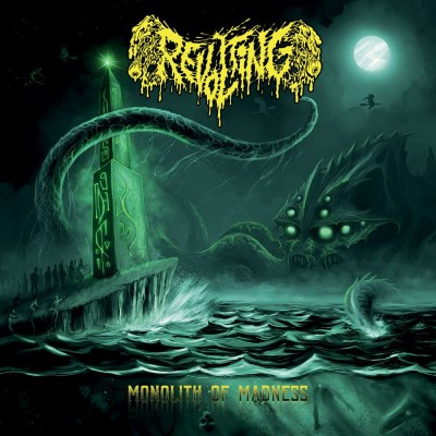 Revolting - Monolith of Madness cover art