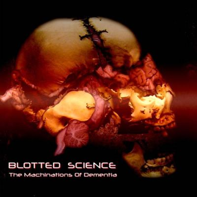 Blotted Science - The Machinations of Dementia cover art