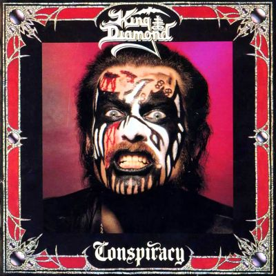 King Diamond - Conspiracy cover art