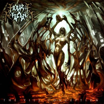 Hour of Penance - The Vile Conception cover art