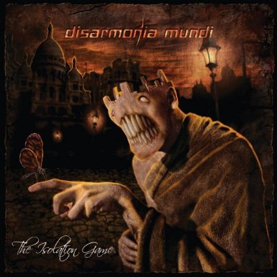 Disarmonia Mundi - The Isolation Game cover art