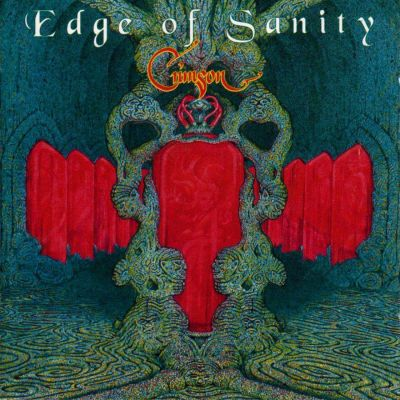Edge of Sanity - Crimson cover art
