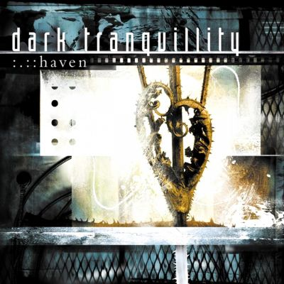 Dark Tranquillity - Haven cover art