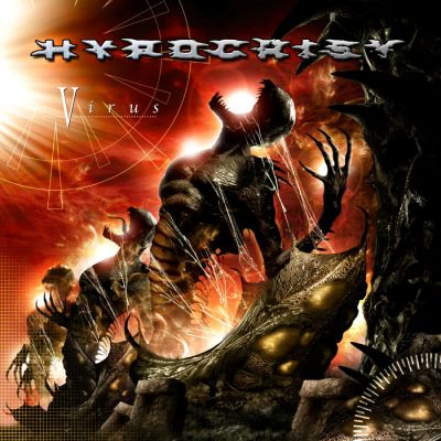 Hypocrisy - Virus cover art