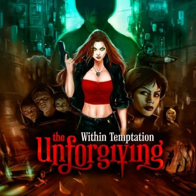 Within Temptation - The Unforgiving cover art
