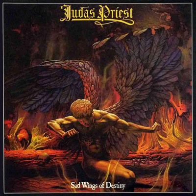 Judas Priest - Sad Wings of Destiny cover art