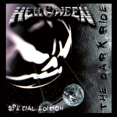 Helloween - The Dark Ride cover art