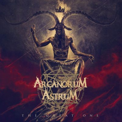 Arcanorum Astrum - The Great One cover art