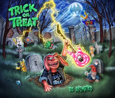 Trick or Treat - Re-Animated cover art