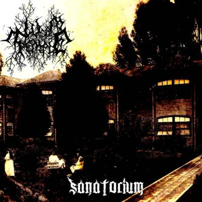 Worm Temple - Sanatorium cover art