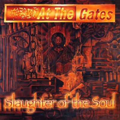 At the Gates - Slaughter of the Soul cover art