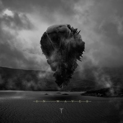 Trivium - In Waves cover art