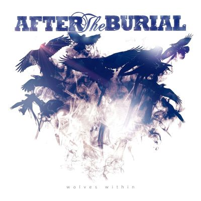 After the Burial - Wolves Within cover art