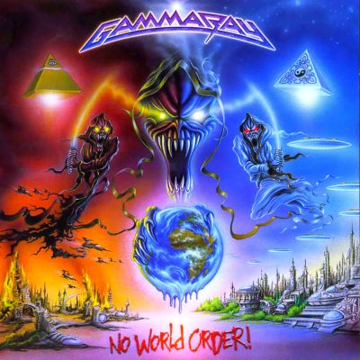 Gamma Ray - No World Order cover art