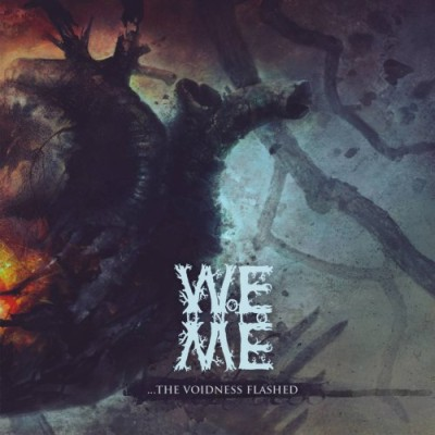 Woe unto Me - Among the Lightened Skies the Voidness Flashed