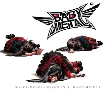 Babymetal - Doki Doki☆Morning cover art