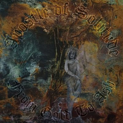 Apostle of Solitude - From Gold to Ash cover art
