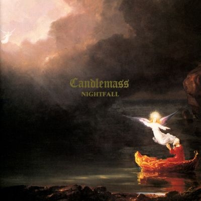 Candlemass - Nightfall cover art