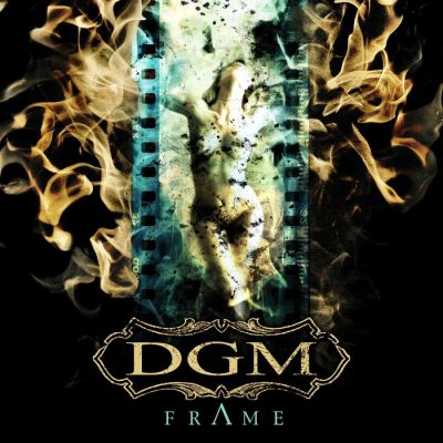 DGM - FrAme cover art