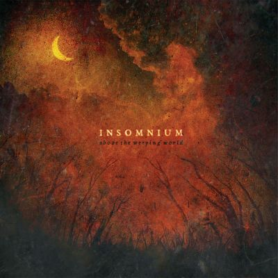 Insomnium - Above the Weeping World cover art