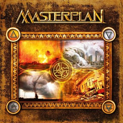 Masterplan - Masterplan cover art