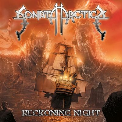 Sonata Arctica - Reckoning Night cover art