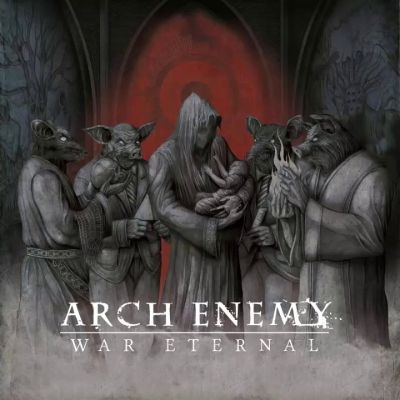 Arch Enemy - War Eternal cover art