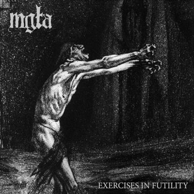 Mgła - Exercises in Futility cover art